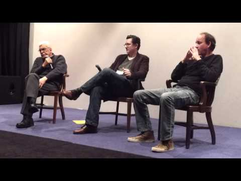 Night of the Creeps Q&A at the Warhol Museum 11-18 Part 1