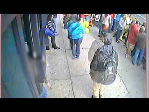Enhanced FBI Video Boston Bombings