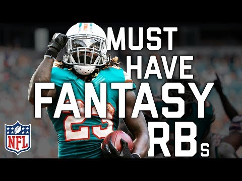 Must-Own Running Backs For Your 2017 Fantasy Team | NFL