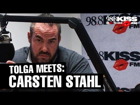 CARSTEN STAHL - Ich wurde ZUSAMMENGESCHLAGEN UND GEMOBBT!   98.8 KISSFM