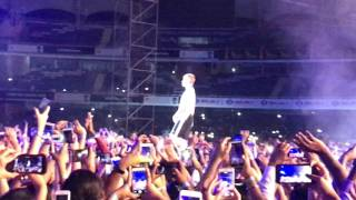 Justin Bieber Despacito purpose tour mumbai