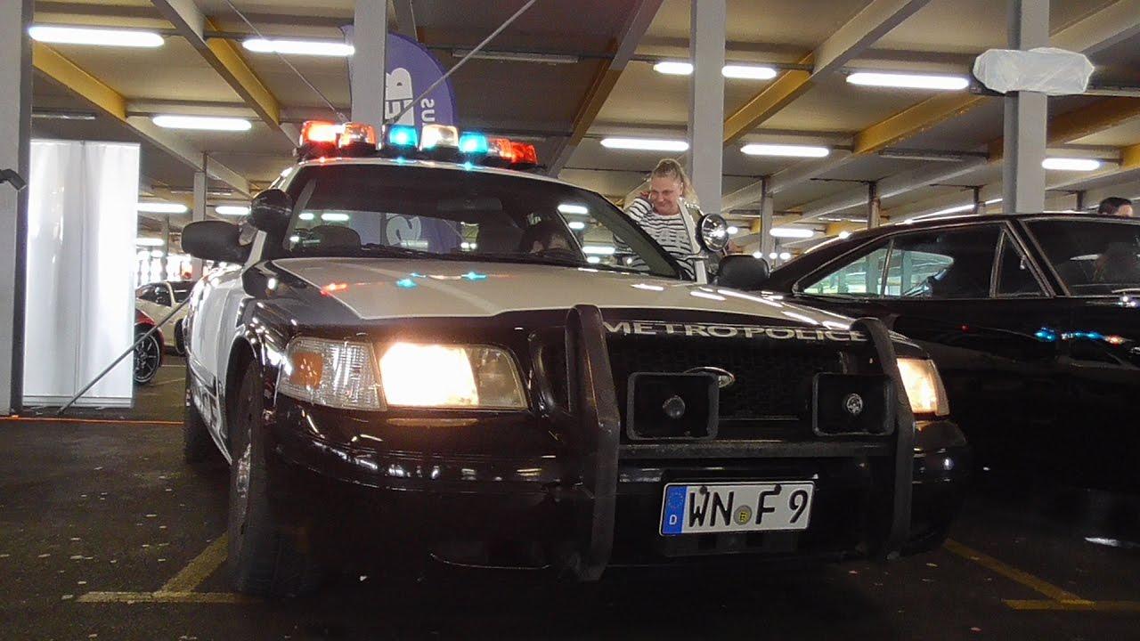 Ford Crown Victoria Police Lvmpd Carporn Sirene