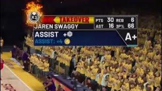 NBA 2K19 MyCareer Ep. 82 - Shaq sends me BBQ Chicken! Showtime Lakers! (Playoffs R1G2)