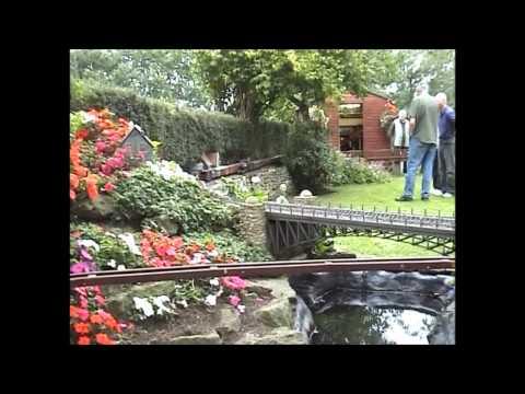 Live steam Gauge 1 garden railway