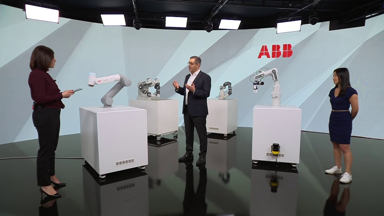 The next generation of collaborative robots Launch Event