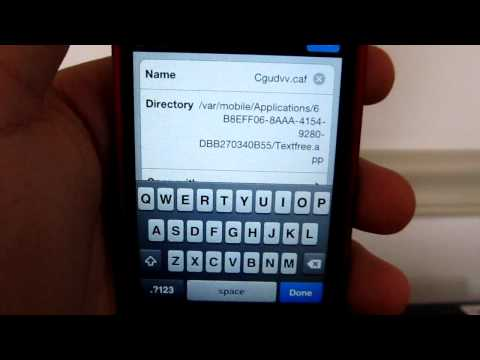 How to get custom ringtones for textfree alternative way