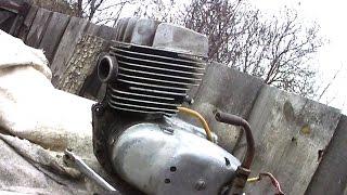 Восстановление Восход 3М: Купил двигатель(5 серия)
