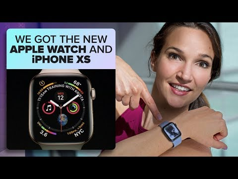 We got the new Apple Watch and iPhone XS | The Apple Core