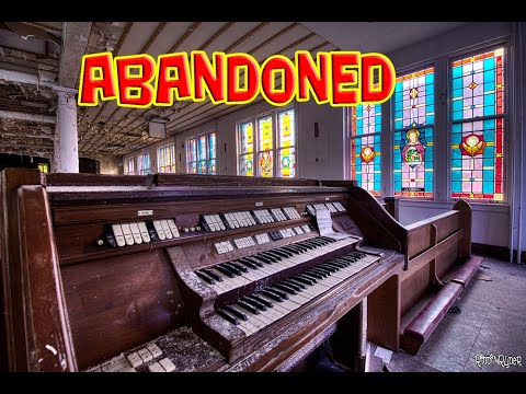 Exploring an Abandoned Church & School in New York