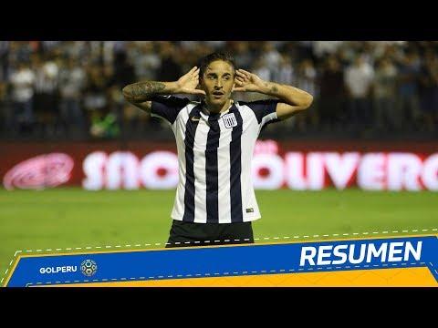 Resumen - Alianza Lima vs Universitario (2-0)