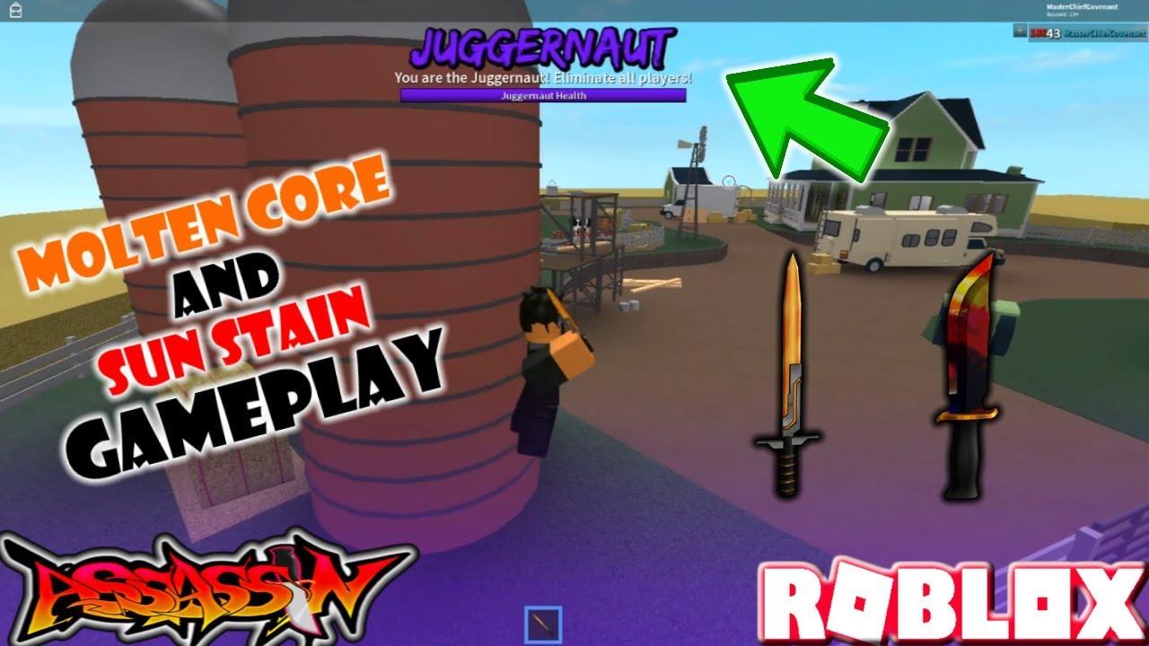 Making a juggernaut game roblox