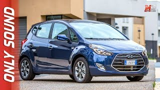 NEW HYUNDAI IX20 2018 - FIRST TEST DRIVE ONLY SOUND