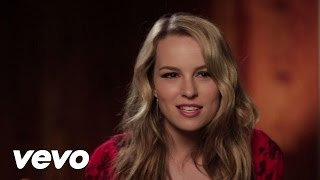Bridgit Mendler - All I See Is Gold (Interview)