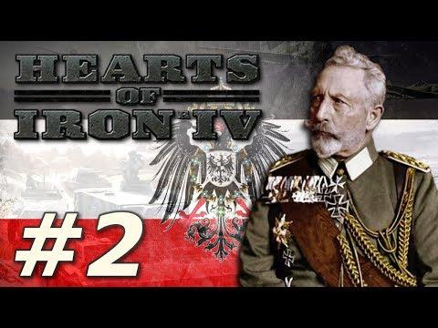 Hearts of Iron IV: Kaiserreich   German Empire - Part 2