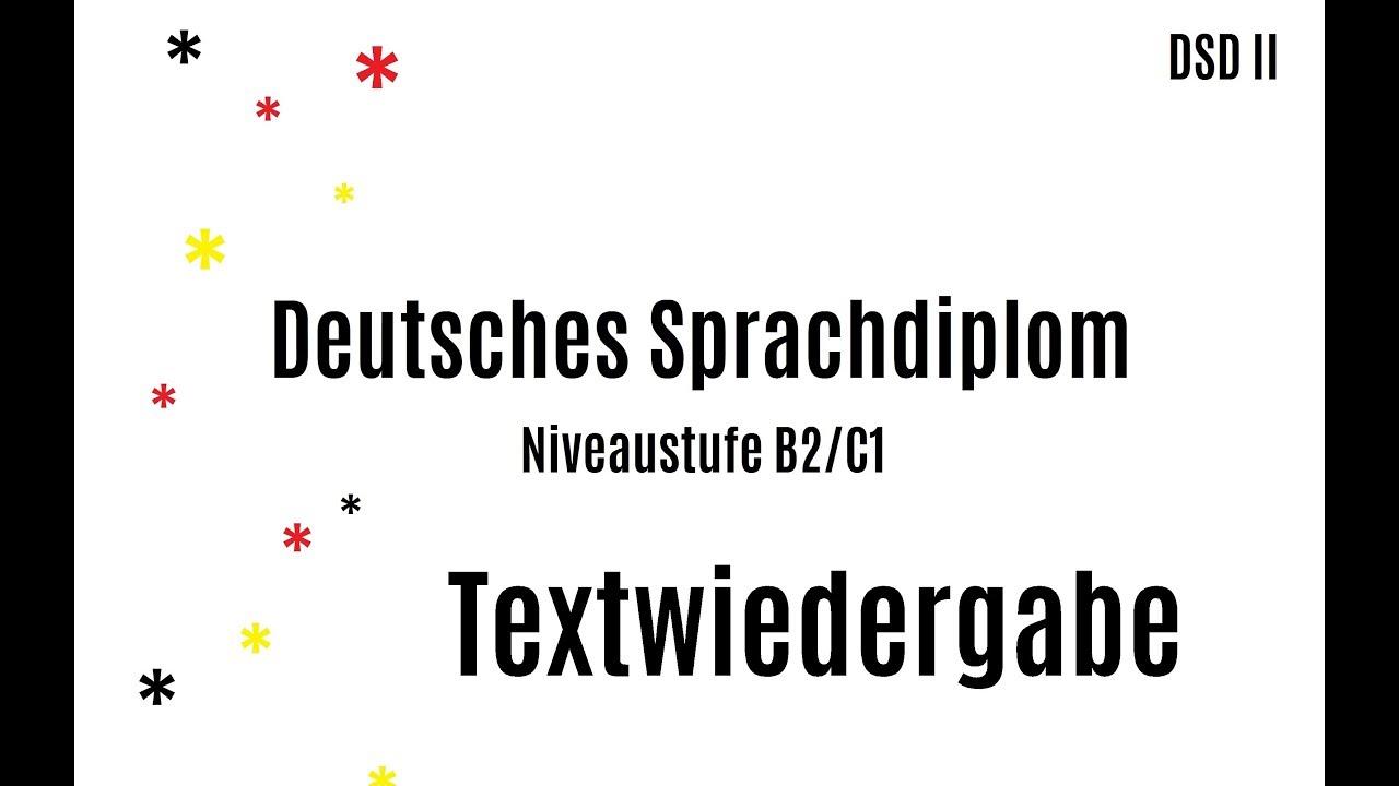 Textwiedergabe Zu Demografische Entwicklung In Deutschland Youtube