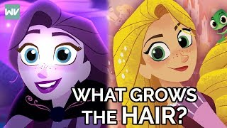 What Regrows Rapunzel's Hair? | Rapunzel's True Origins: Discovering Disney