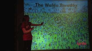 How Not to be Waldo: Brands that Stand Out in a Crowd by Emily Campbell - Ignite Tulsa