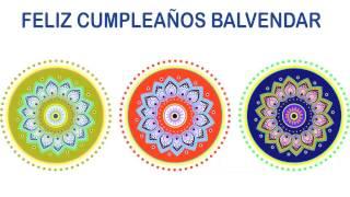 Balvendar   Indian Designs - Happy Birthday