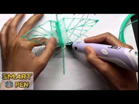 Smart 3D Pen ปากกา3 มิติ ปากกา 3D Printing Pen
