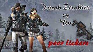PUBG ZOMBIE MODE Video | Zombies vs Groza Video |  SURVIVE TILL DAWN
