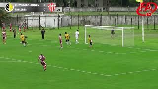 FATV 17/18 Fecha 6 - Comunicaciones 2 - Talleres 0