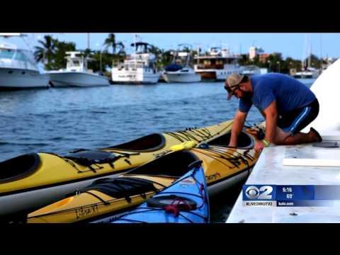 Cuba to Florida in a Kayak