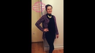 👘 Płaszcz, Sweter Na Szydełku 10k part 1- Crochet Cardigan, Simply And Fast