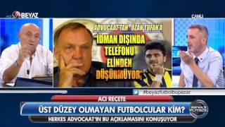 (..) Beyaz Futbol 18 Eylül 2016 Kısım 5/6 - Beyaz TV