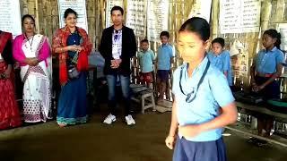 Social Team:Monalisha Art Academy At Lakhipur Girls M.E.School