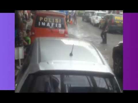 Benda Diduga Bom di RS Advent Bandar Lampung diamankan Tim Gegana