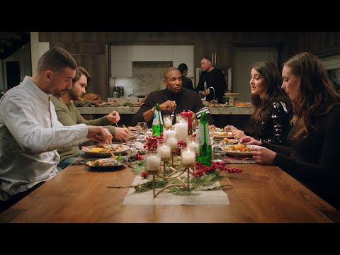 Biznasty, Andreescu, Oleksiak & Bichette Join Serge Ibaka For Holiday Dinner! - Presented By Loblaws