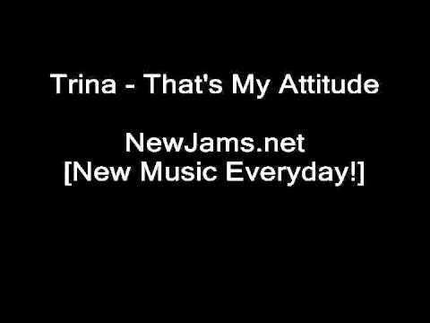 Trina - That's My Attitude (lyrics)