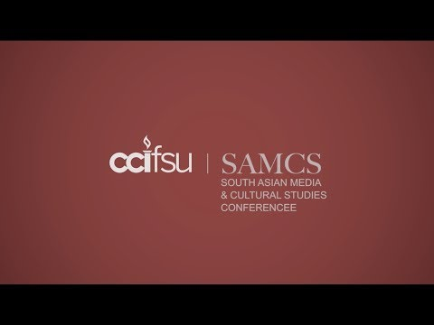 SAMCS 2018 | South Asian Media & Cultural Studies Conference