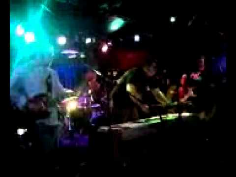 Cosmic collision at elbow room