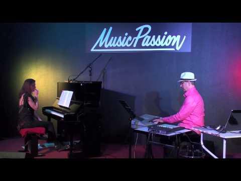 22 02 2014 Sylvia Renard et OviD-J à MUSIC PASSION Limoges
