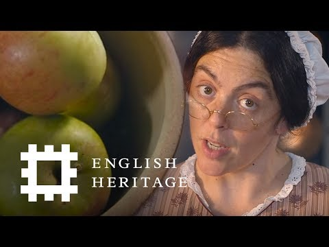 Cooking with Apples - The Victorian Way