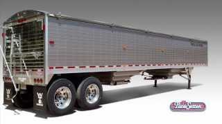 Grain Hopper Trailers by Wilson Trailer