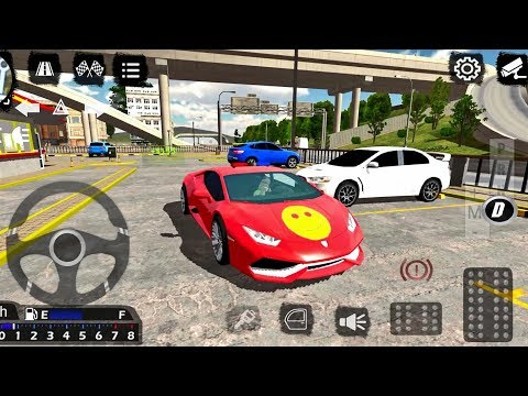 Real Car Parking 3D # 3 - Game Car Android Gameplay