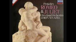 Romeo and Juliet (Prokofiev) highlight - Maazel/Cleveland O.