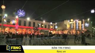 Người dân Bethlehem nô nức chuẩn bị cho đêm Giáng sinh