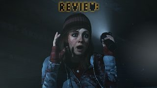 Review: Until Dawn (Video Game Video Review)