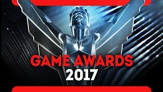 Итоги The Game Awards 2017 за пять минут на русском языке