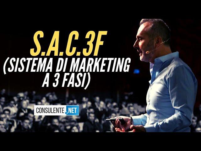 SAC3F - SISTEMA DI VENDITA DEL CONSULENTE.NET