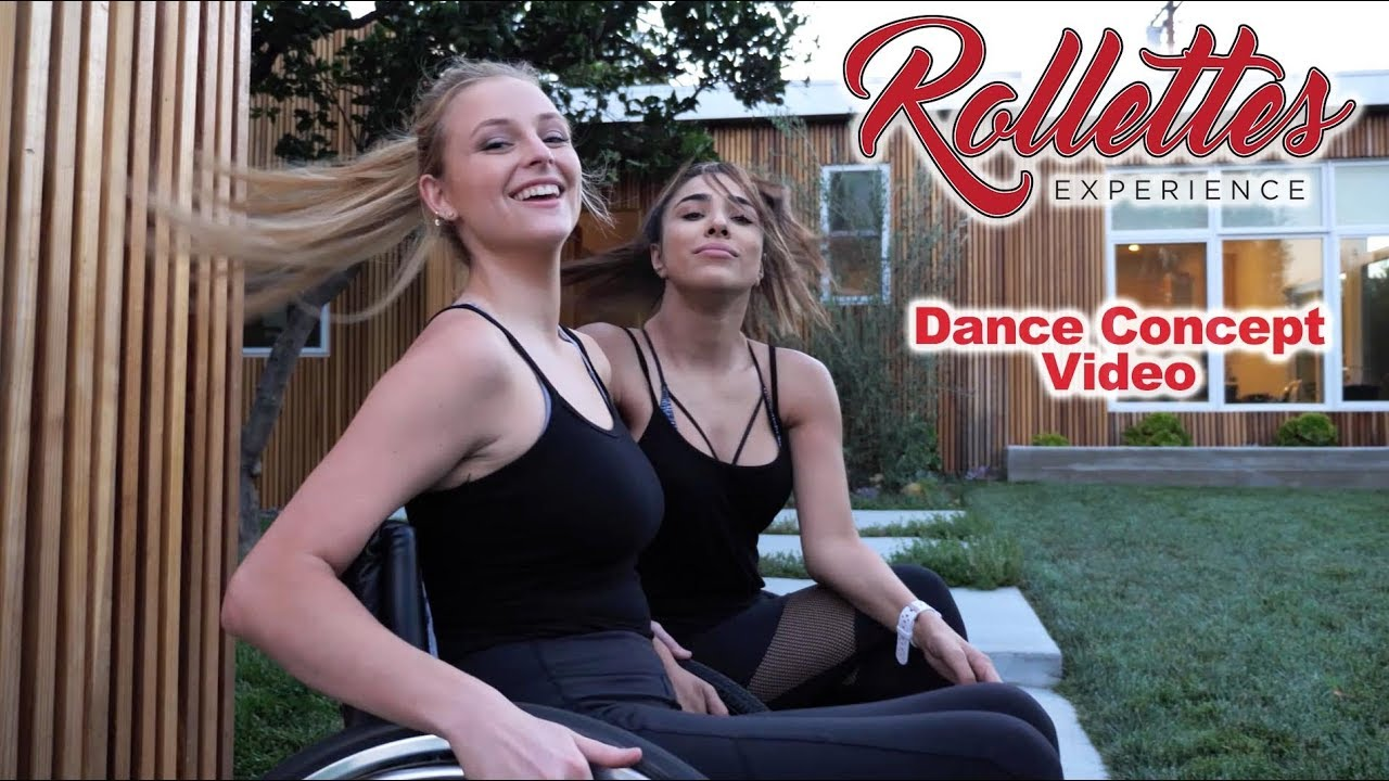 Wheelchair Dance Concept Video - Rollettes Experience 2017