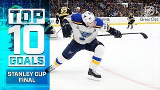 Download Top 10 Goals of the 2019 Stanley Cup Final Mp3 and Videos