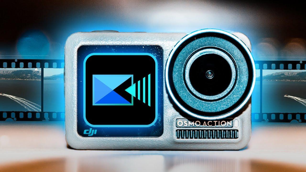 EASY DJI Osmo Action Editing in CyberLink PowerDirector 17
