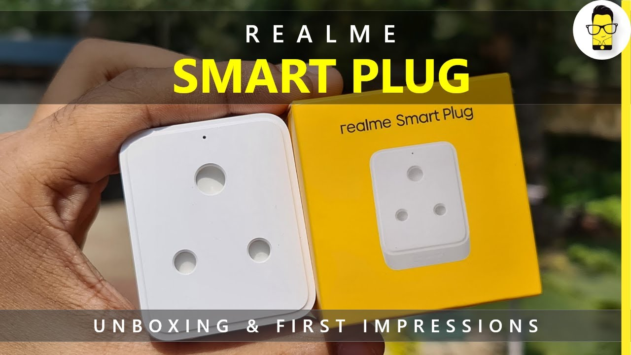 Realme Smart Plug Unboxing and First Look: How to connect it to Amazon Alexa?