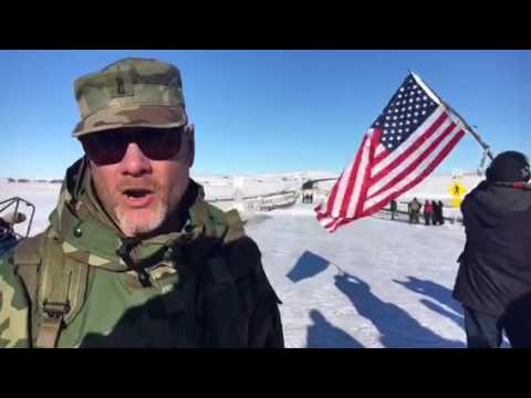 Veterans at Standing Rock: Now is the time!