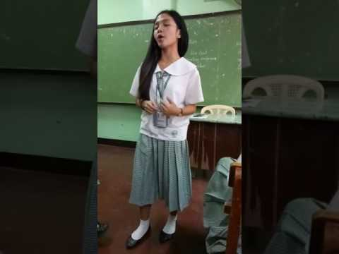 Spoken Poetry ( 10 - Rizal) - Group 2