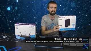 tech questions what is the difference between wireless n and wireless ac